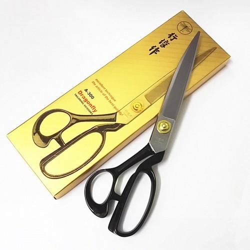 Kéo cắt vải Chuồn Chuồn Hàn Quốc Dragonfly Scissors A-300 12 inch