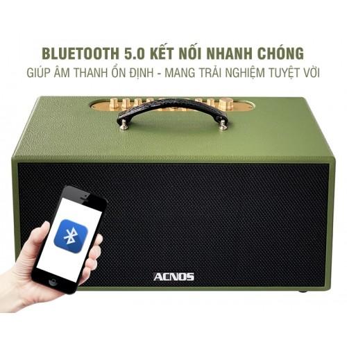 Loa karaoke xách tay di động ACNOS CS445