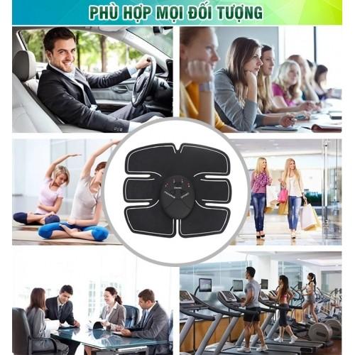 Máy massage tập cơ bụng 6 múi Beauty Mobile GYM 6 Pack EMS