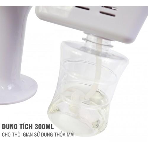 Máy phun dung dịch cầm tay khử khuẩn, khử trùng, mùi không khí cho văn phòng, ô tô CAFOG
