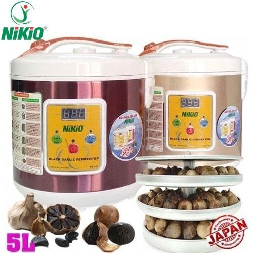 Máy làm tỏi đen Nhật Bản Nikio NK-695 - 5 lít, làm 1.7kg tỏi
