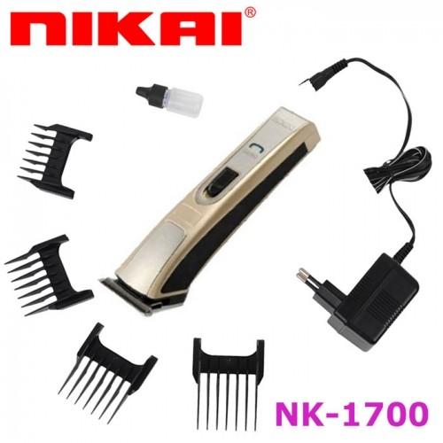 Tông đơ cắt tóc cho bé pin sạc Nikai NK-1700
