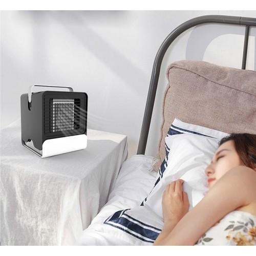 Quạt điều hòa mini để bàn Personal Air Cooler LFJ-08 2in1