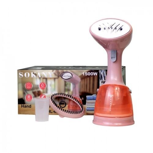 Bàn ủi hơi nước đứng cầm tay Nhật Bản Sokany HL-6016 - 2in1
