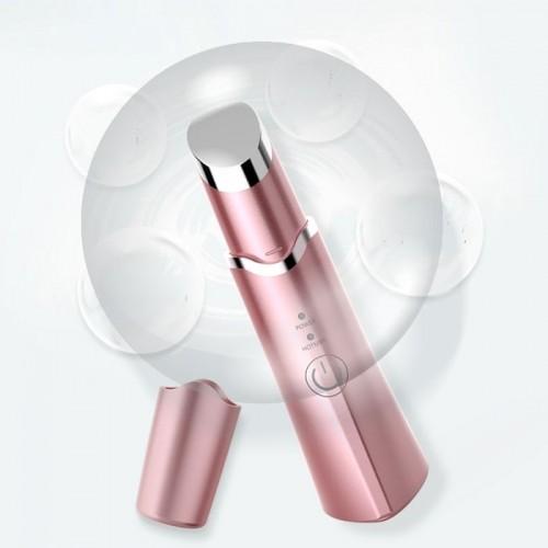 Máy (bút) massage nhiệt trị thâm mắt môi trẻ hóa da pin sạc N5