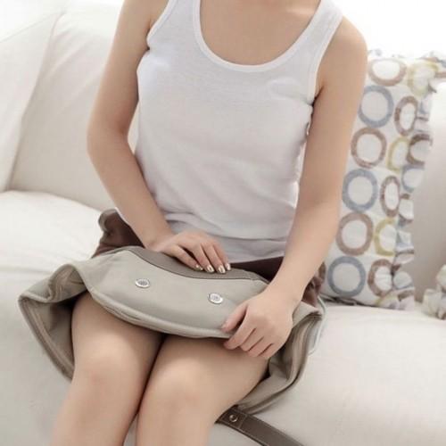 Máy massage đấm bóp cổ vai gáy lưng Hàn Quốc PULI PL-902