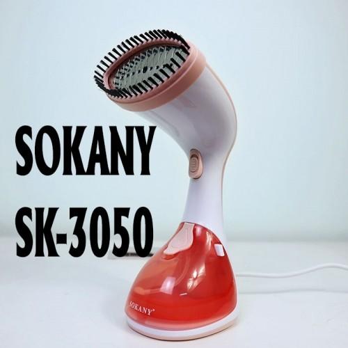 Bàn ủi hơi nước đứng cầm tay Sokany SK-3050 - Mẫu mới 2019