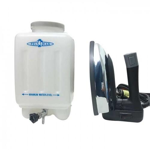 Bàn ủi hơi nước công nghiệp bình treo PELICAN PEN550 - Korea