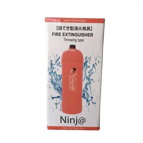 Bình chữa cháy dạng ném Nhật Bản NINJA Safe N-TF 650ml