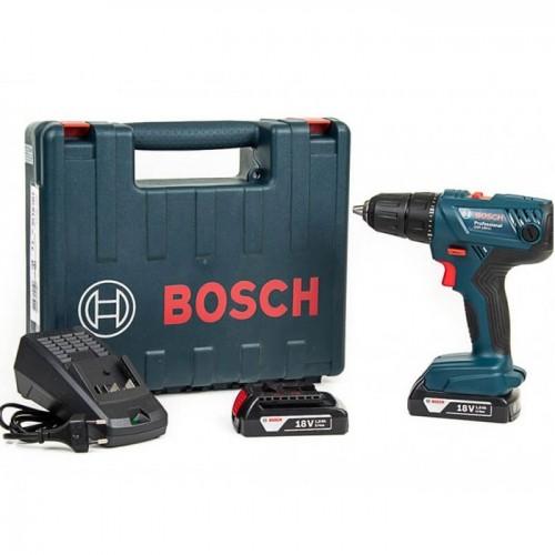 Máy vặn vít dùng pin Bosch GSR 180 LI - 18V