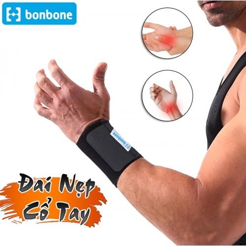 Đai nẹp cố định cổ tay Bonbone Standard Wrist Sopporter