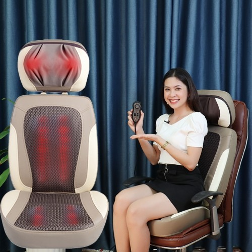 Ghế massage hồng ngoại Hàn Quốc cao cấp Puli PL-887 - 60W