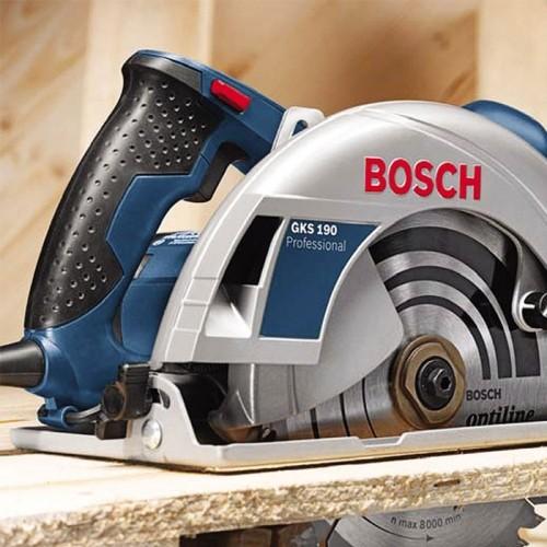 Máy cưa đĩa BOSCH GKS 190 - 1400W