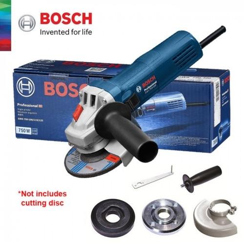 Máy mài góc cầm tay BOSCH GWS 750-100 - 750W