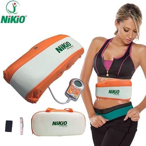 Máy massage giảm mỡ bụng Nhật Bản Nikio NK-166