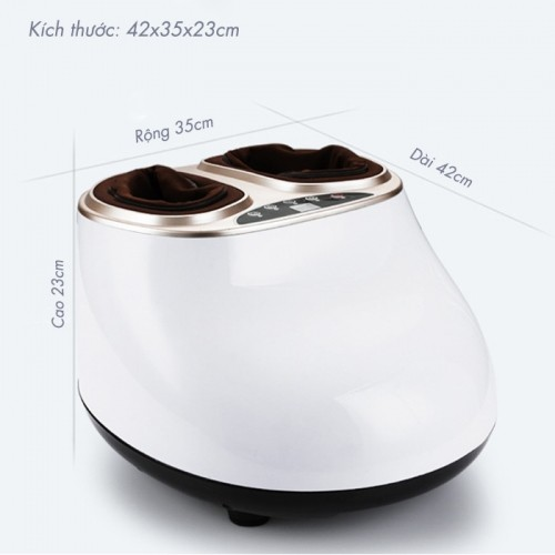 Máy massage chân hồng ngoại áp suất khí PULI PL-8855 - Korea