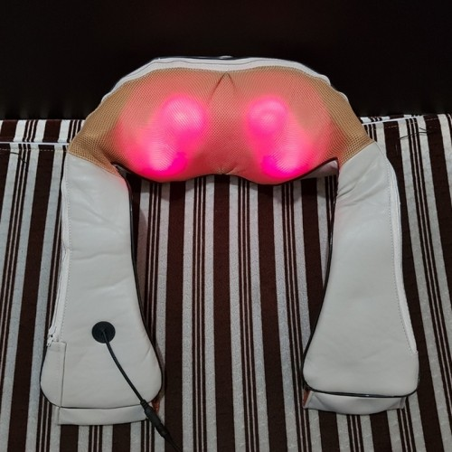 Máy massage dây ấn xoa bóp cổ vai gáy hồng ngoại PULI PL-901