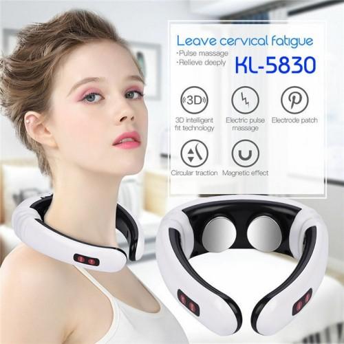 Máy massage cổ 3D và xung điện trị liệu KL-5830 Chính Hãng