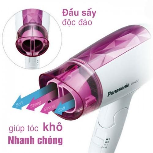 Máy sấy tóc xếp gọn 3 tốc độ Panasonic EH-ND21-P645 - 1200W