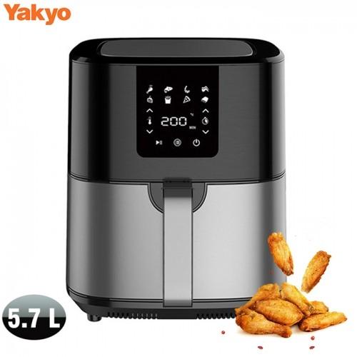 Nồi chiên không dầu cao cấp Yakyo TP-570S - 5.7L