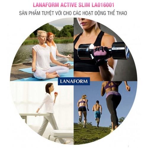 Quần tập thể thao định hình Lanaform Active Slim LA016001