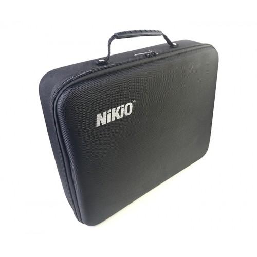 Máy mát xa cầm tay pin sạc trị đau nhức mỏi Nikio NK-172