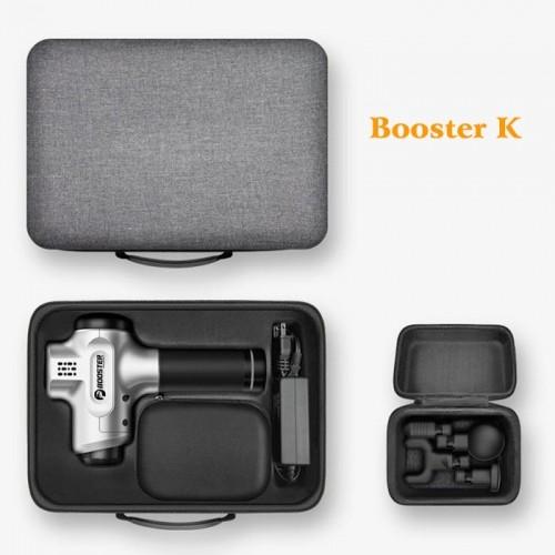 Súng massage điều trị đau mỏi, căng cơ Fascial Gun Booster K