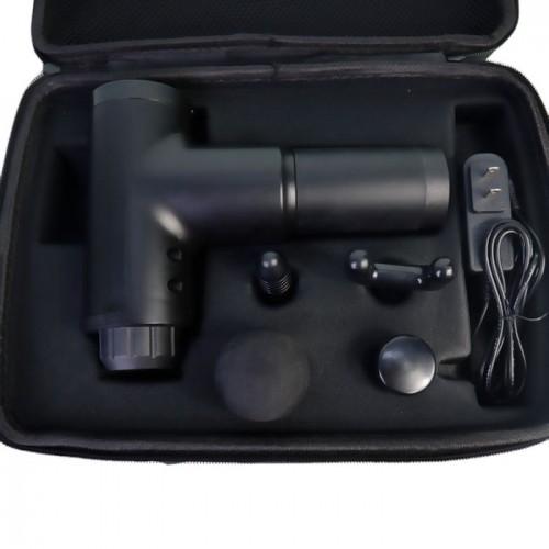 Súng massage gun cầm tay No Name 4 đầu giá rẻ, phím cơ và cảm ứng