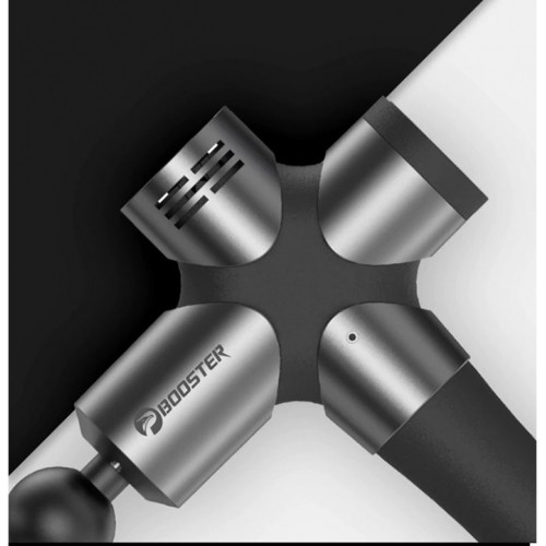 Súng massage gun chuyên nghiệp Mỹ Booster PRO 3 - 126W - Dòng cao cấp