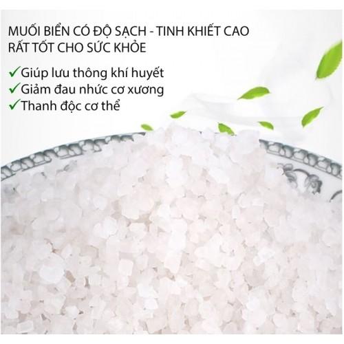Túi chườm nóng muối biển MING ZHEN MZ-MR036
