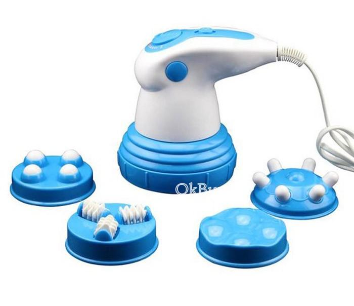 Máy massage cầm tay đèn hồng ngoại ShuXine SX-608