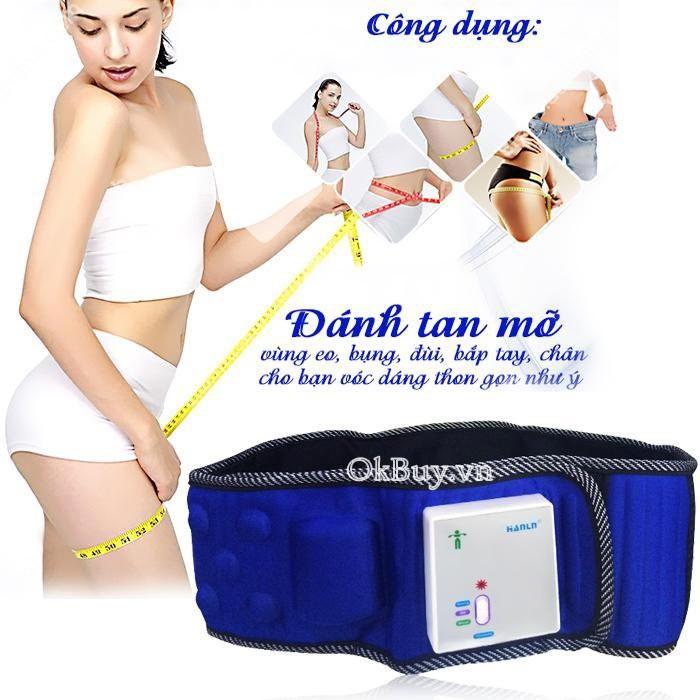Đai massage bụng không dây Hanln X5 HL-601