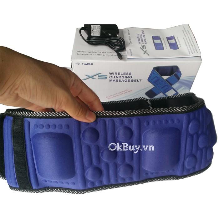 Đai massage bụng pin sạc HANLN X5 HL-601