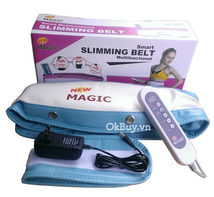 máy massage bụng Magic Slimming belt XD-501