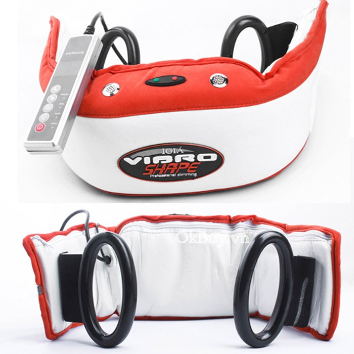 máy massage bụng Vibro shape