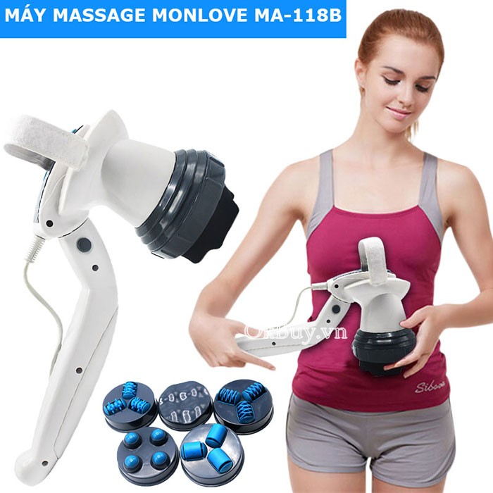 may massage cam tay Monlove MA-118B