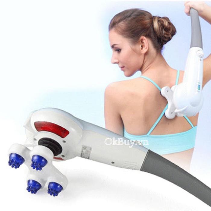 máy massage 7 đầu đa năng V-999