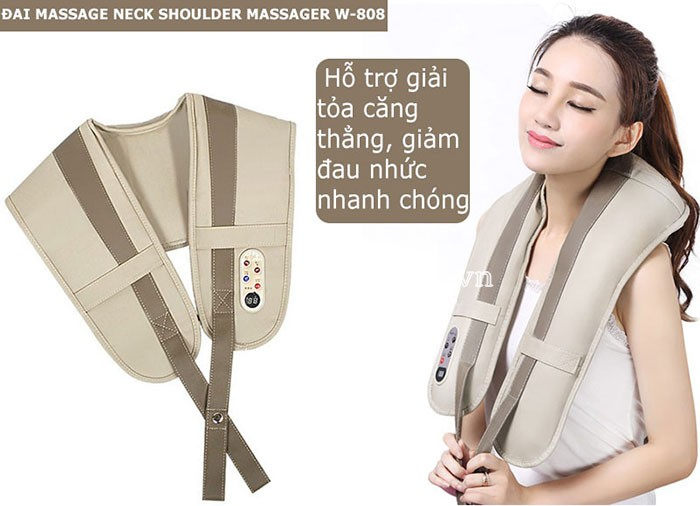 Neck Massager W-808