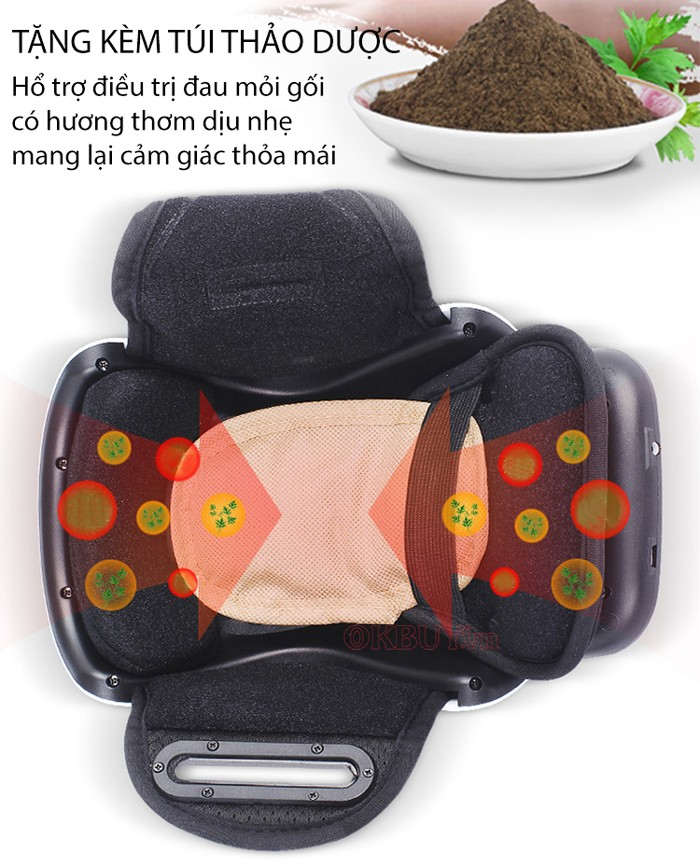 Máy massage đầu gối Mingzhen