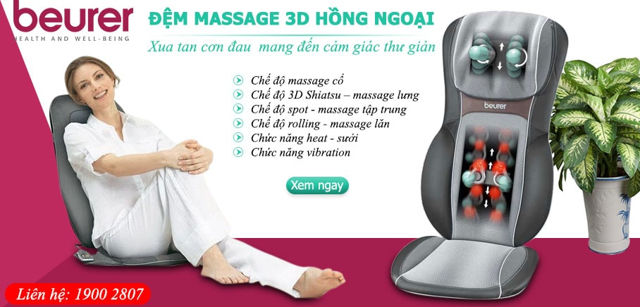 Đệm massage