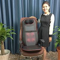 Video video gia mụi test độ phê của ghế massage hàn quốc puli pl802