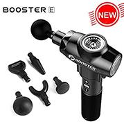 Video súng (máy) massage gun Booster E cách giảm nhanh mọi cơn đau do căng cơ