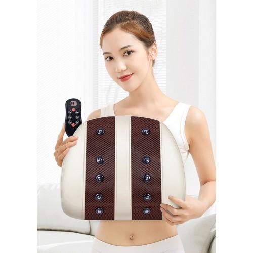 video máy massage lưng cổ vai gáy đa năng yijia yj-m3 - rung và nóng đa năng