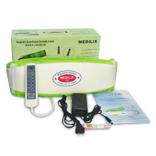 video máy massage bụng cao cấp electro pulse medilix tl-2005k