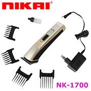 VideoReview tông đơ hớt tóc cho bé pin sạc Nikai NK-1700 cao cấp
