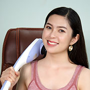 Video máy massage cầm tay 7 đầu hàn quốc puli pl-613dc3