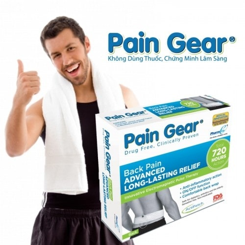 video thiết bị điều trị đau nhức không dùng thuốc pain gear 720h
