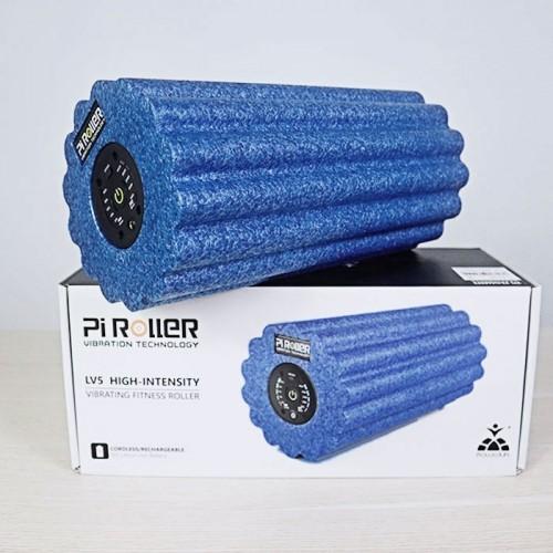 Video gối massage rung giãn cơ, trị đau nhức căng cơ Pi Roller Pro