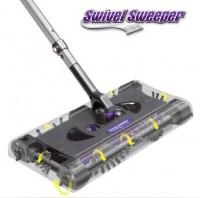 Video chổi quét hút bụi sàn nhà pin sạc swivel sweeper max