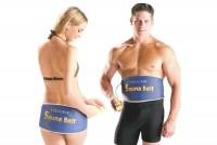 video đai quấn nóng giảm mỡ bụng (giảm béo) sauna belt